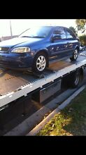 Holden Astra 2003 (Wrecking) Brighton-le-sands Rockdale Area Preview