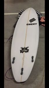 2x emery surboards Newcastle Newcastle Area Preview