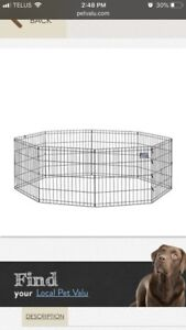 Brand new Midwest exercise pen for dogs