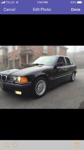 1997 BMW E36 328i - Winter weather package