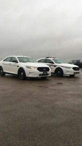 2013 Ford Taurus Police