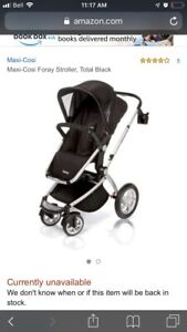 Maxi Foray Stroller excellent condition