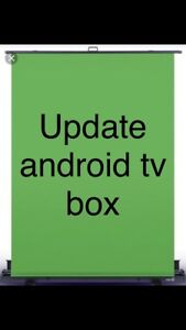 Update your android tv box kodi 17.6 3000 channels
