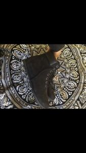 Barely Used Women's Timberland Boots