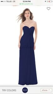 Bill Levkoff bridesmaids or grad dress
