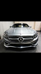 Mercedes Benz S550 COUPE EXTENDED WARRANTY AMG WHEELS