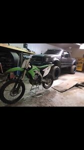 Trade 2010 KX450F for parts