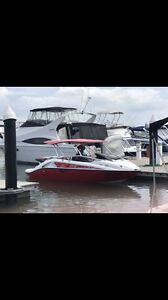 Sea Doo 430 Jet boat Ski Wake Twin Super Charged All Rounder Roselands Canterbury Area Preview