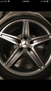 245/40/18 MAG MAGS MERCEDES MERCEDEZ AMG 18. Only 3 mags