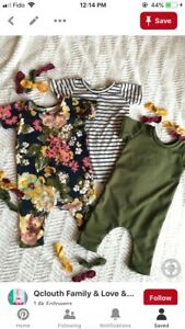 ISO : Cute Baby Girl Outfits