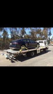 tow truck tilt tray 24/7 services all areas perth