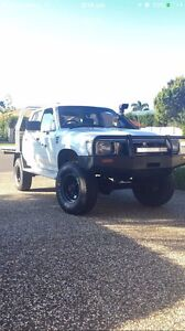 Toyota Hilux Ln106 4x4 Cashmere Pine Rivers Area Preview