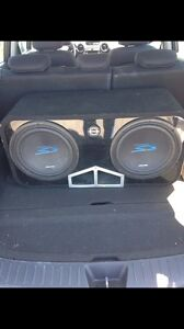 Alpine type s 12 inch subs for sale