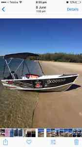 2014 Stacer 399 Seasprite new 30hp & 2014 Stacer trailer Paradise Point Gold Coast North Preview