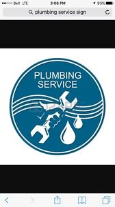 IN NEED OF A PLUMBER?