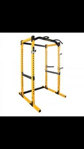ISO squat rack/power rack