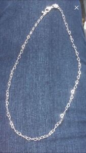 Origami Owl Silver Necklace