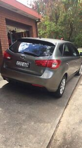 2012 Kia Cerato S Auto MY12 Ryde Ryde Area Preview