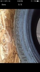 Dodge, Jeep Grand Cherokee winter tires 20""