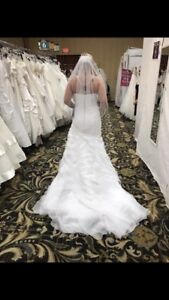 Wedding Dress for Sale!! New never worn! Price reduced!!!!
