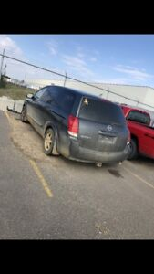 2006 Nissan Quest Good condition