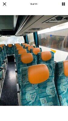 Van Coach Bus Double Seats