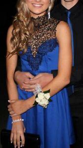 Beautiful cobalt dress SIZE 6-8 WORN ONCE Alexandra Hills Redland Area Preview