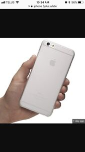 Mint 64 GB Iphone6 plus White colour $400 (PRICE REDUCED)