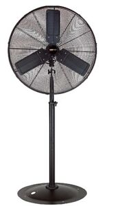 Industrial Metal Fan