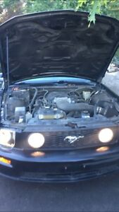 2008 mustang GT engine and drivetrain