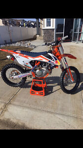 2016.5 KTM 450SXF Factory Edition
