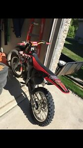 Need gone crf250r