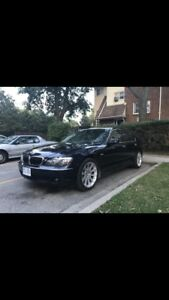 2007 BMW 750i Safetied