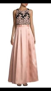 Pink Betsy & Adam Gown
