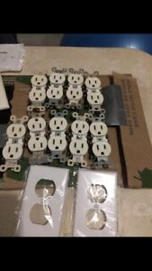 Prise électrique- Electric receptacle plugs/sockets
