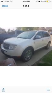 Selling 2009 Lincoln MKX great shape !