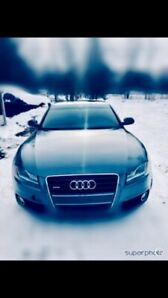 2012 Audi A5 stage 2+  S-Line coupe quick car