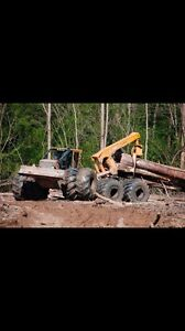 Wanted Log Skidder with grapple Longford Northern Midlands Preview