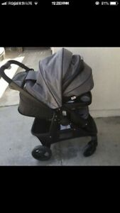 GRACO MODES CLICK CONNECT TRAVEL SYSTEM (800$) FOR SALE 400$!!!!