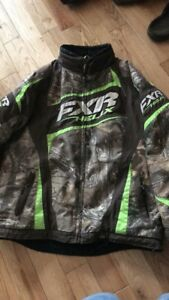 Boys and girls winter jackets