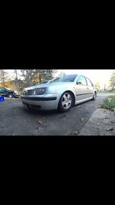 2002 Volkswagen Jetta GLS (big turbo and bagged)