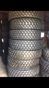 New Semi Tires Drives, Trailer and More