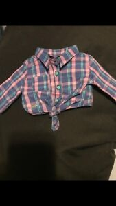 American girl doll - flannel