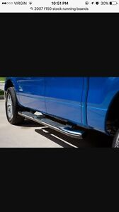 Running boards off 2007 f150 ext cab