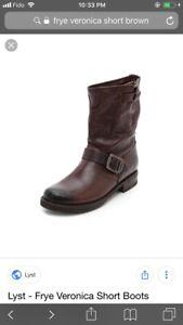16cd867861953 Frye Boots Veronica