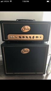 Suhr Badger 35 head with 1x12 cabinet