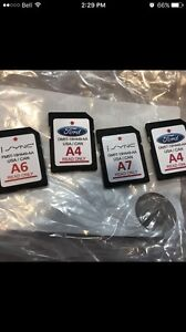 Ford & Lincoln Navigation SD card new oem!