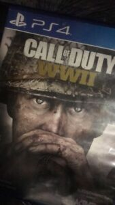 Call of Duty WW2 $40 OBO NEED GONE TODAY