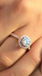 14 Gold Diamond(s) Engagement Ring