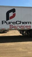 Full time Oilfield driver required